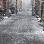 ショート小説コンテスト『初雪~知らないところで~』