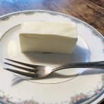『レアチーズケーキ/花泥棒は珈琲屋です/下北沢 カフェ』